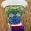 Thumbnail: XS-Medium Handmade bandeau tie top