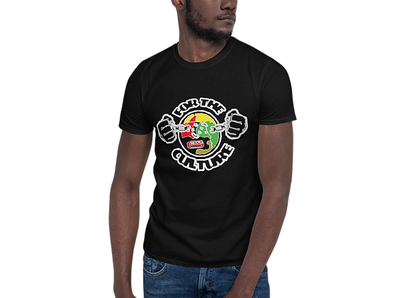 "The Original Gullah Festival ""For the Culture"" Short-Sleeve Unisex T-Shirt"