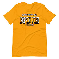 Powered By Hoppin' John - Tee