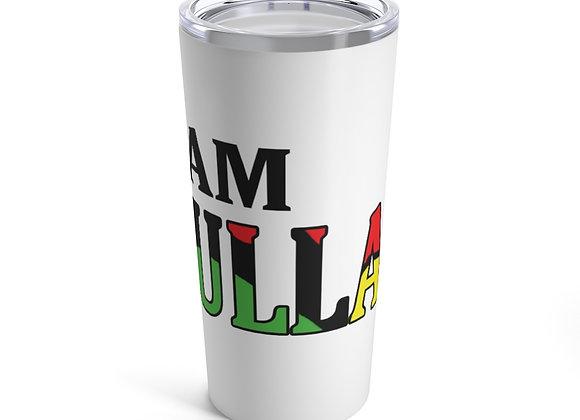 """""""I Am Gullah"""" Collector's Tumbler 20oz"""