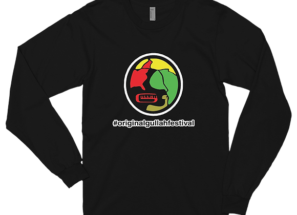 Original Gullah Festival Unisex Long Sleeved T-Shirt