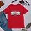 "Thumbnail: ""Powered By Shrimp N' Grits"" Short-Sleeve Unisex T-Shirt"