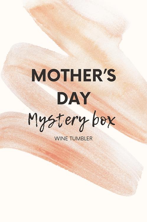 Wine tumbler mystery box