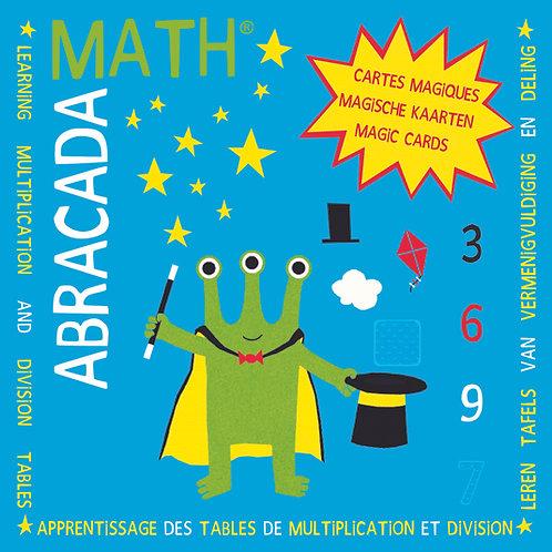 Jeu magique d'apprentissage des tables de multiplication 3, 6, 9, 7 - AbracadaMath.com