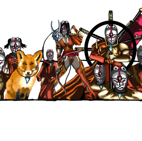 The Kitsune Clan