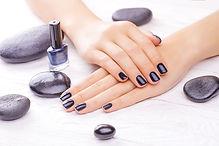 Montana Bride Manicure