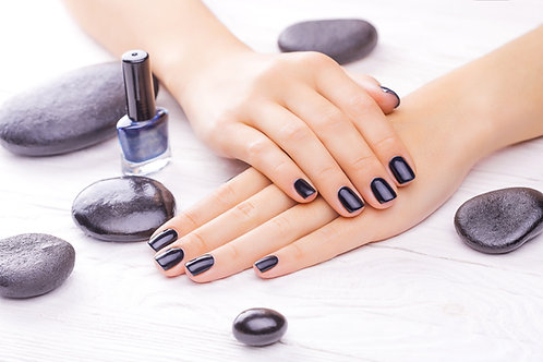 Gel Manicure/Pedicure