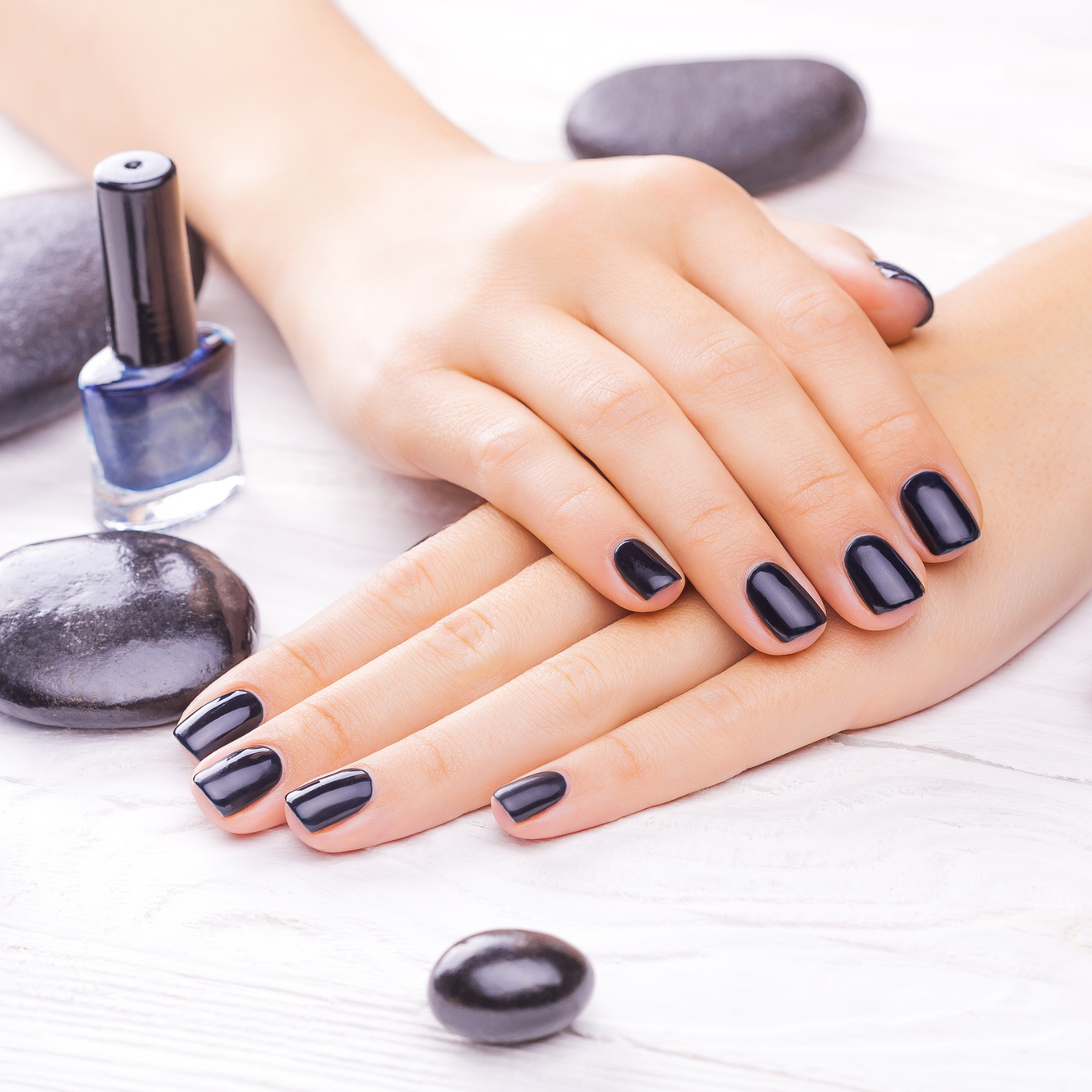 Pedicure and Nail Enhancement