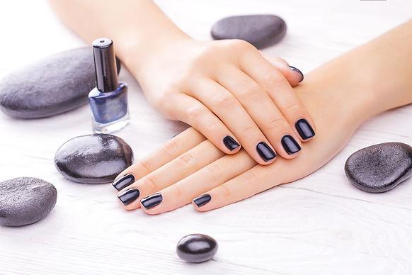 Manicured Nails | Roseville Beauty