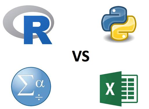 Die beste Statistik-Software für empirische Arbeiten –  R, SPSS, Python oder Excel