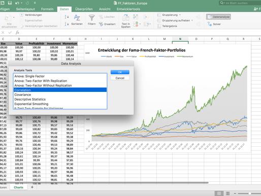Statistik in Excel - Was ist wirklich möglich?