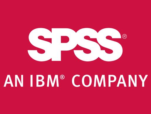 SPSS Auswertung - Eine Einführung für Anfänger