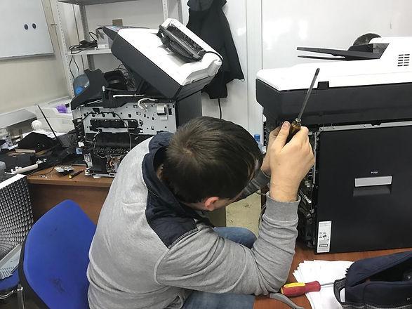 Ремонт принтеров и МФУ любой сложности