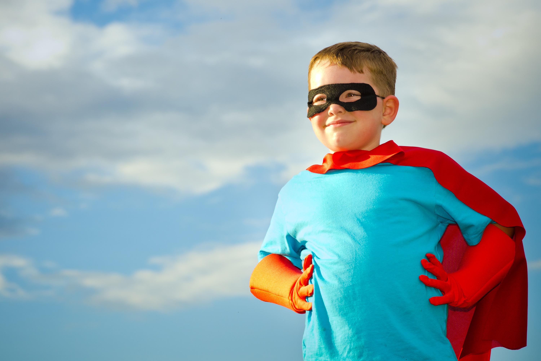 A Confident Start (Juniors, ages 4-7)