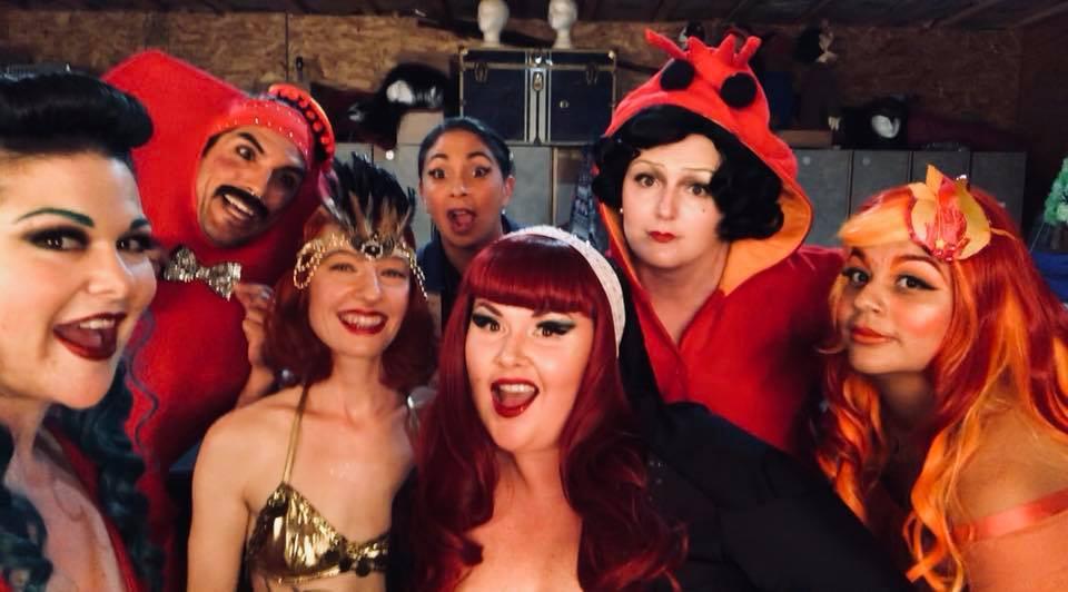 Red Hot Burlesque