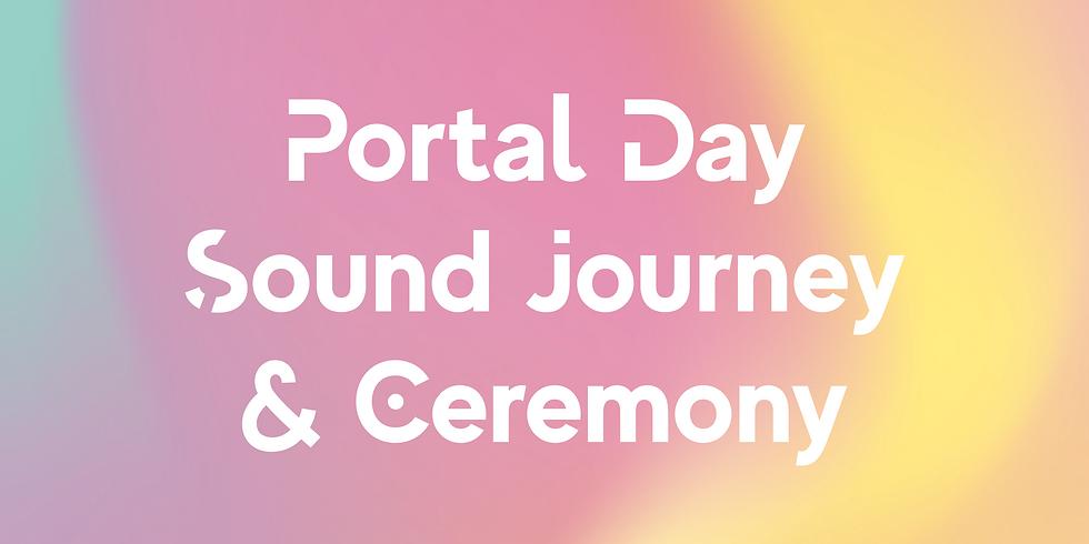 12/12 Portal Day Sound Journey & Ceremony