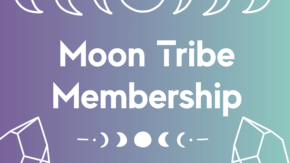 The Moon Tribe Membership