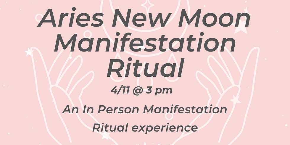 In Person Aries New Moon Flow