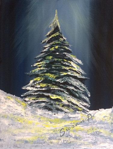 ORIGINAL - 'Christmas Tree, Shine' 2019