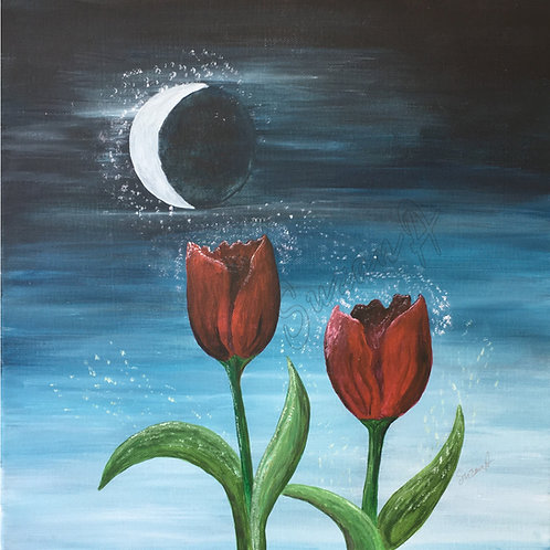 ORIGINAL - 'Moon Dance' - 2020