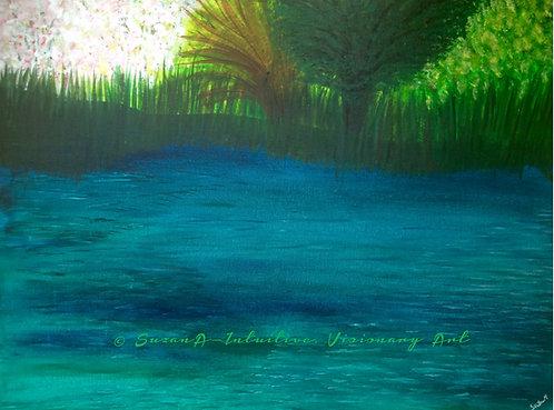 MEDITATION - 'Serenity' - 2016