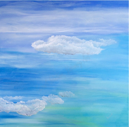 ORIGINAL - 'Clouds' - 2017