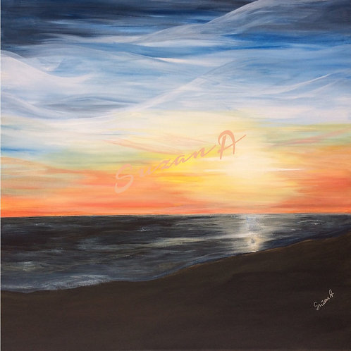 "Original - ""Sun Flight"" - 2018"