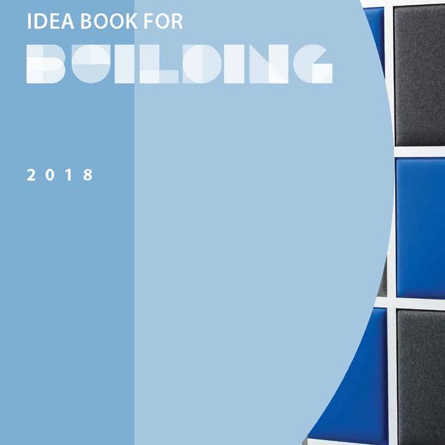 2018 Idea Book for Building