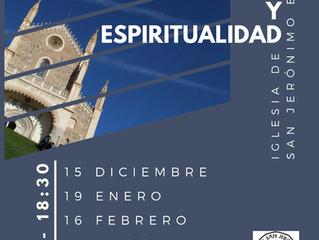 Itinerario gratuito de arte y espiritualidad