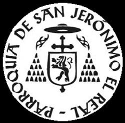 Escudo parroquia San Jerónimo el Real
