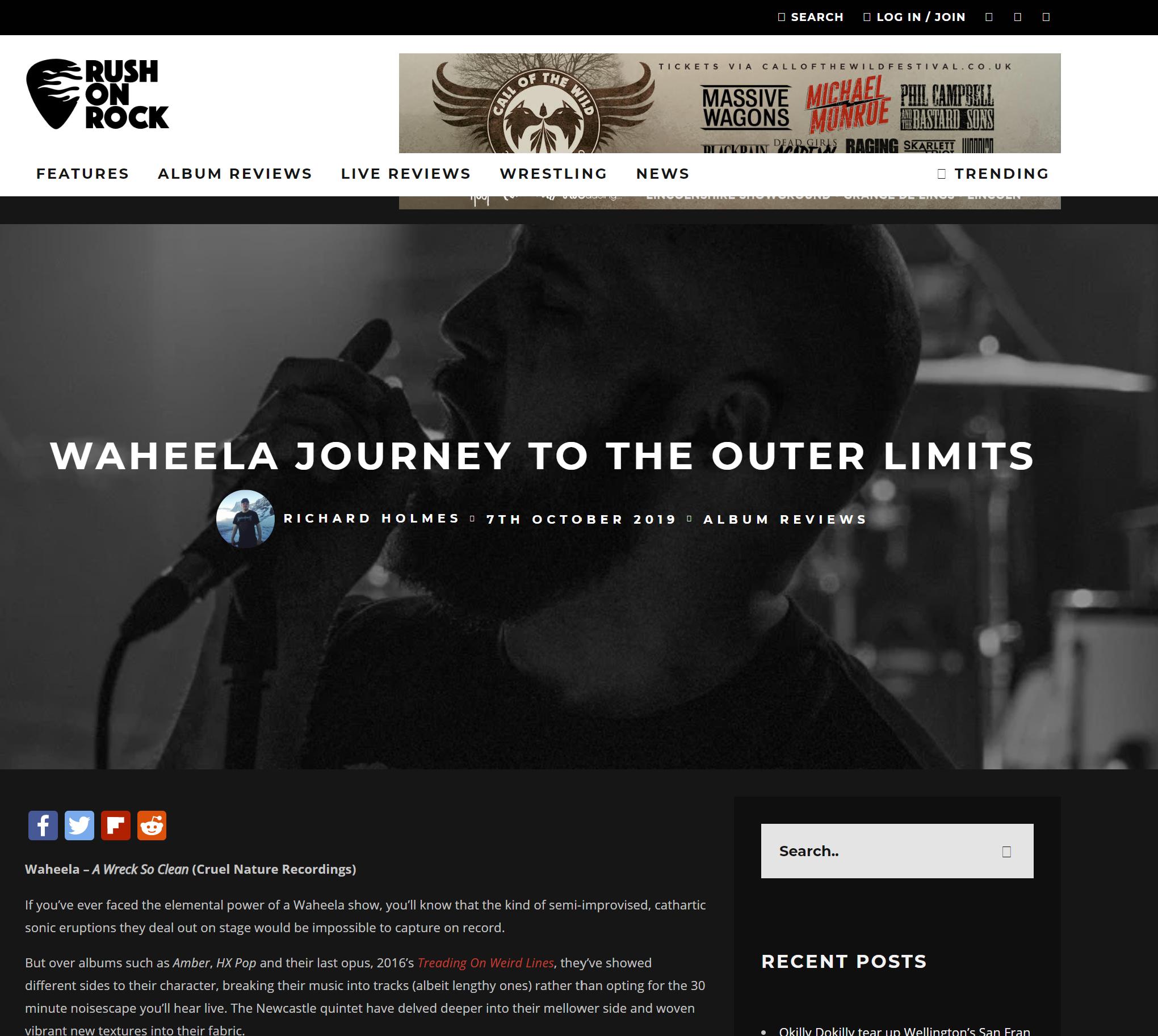 Waheela Album Review