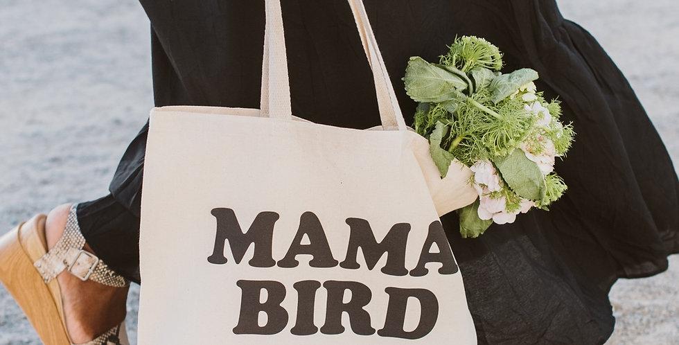 MAMA BIRD Tote Bag
