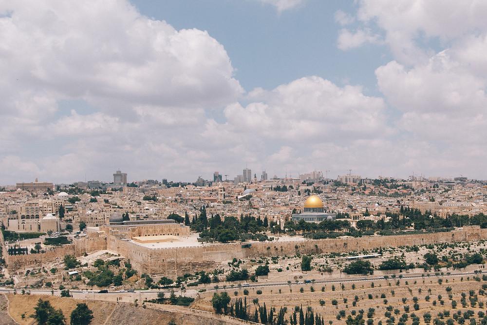 Jerusalem, The Capital of Israel