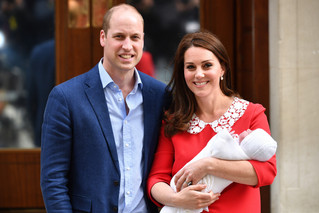 If this were Princess Kate's baby boy….