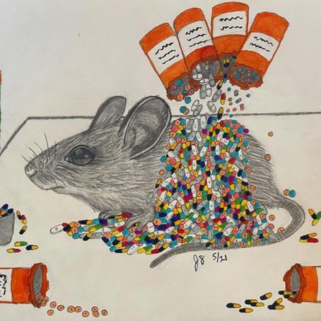 Lab Rat Buried Alive