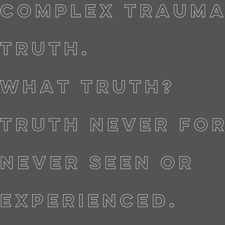 The No-Self of Complex Trauma - Kay Turner