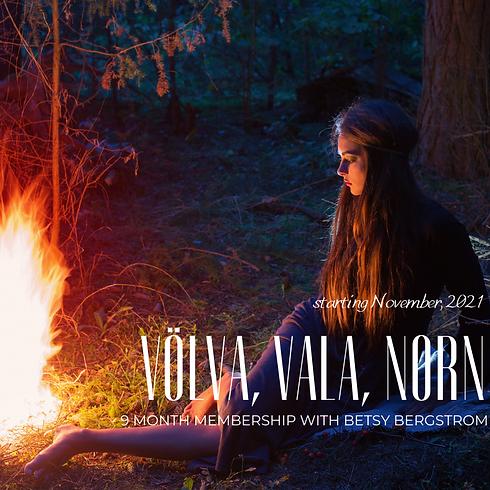 Völva, Vala, Norn
