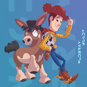 Crossover - Toy Story