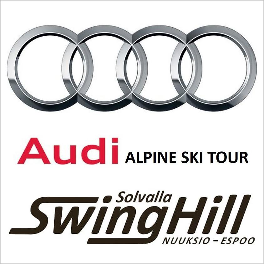 AUDI TOUR Swinghill City Event