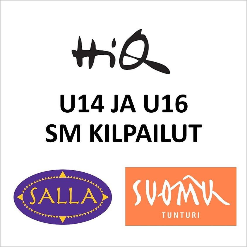 U14-16 SM-KISAT SUOMU JA SALLA