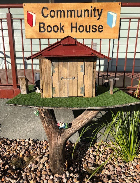 Community Book House - New location