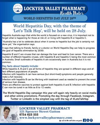 LVP_HEALTH NOTE 28072020_WORLD HEPATITIS