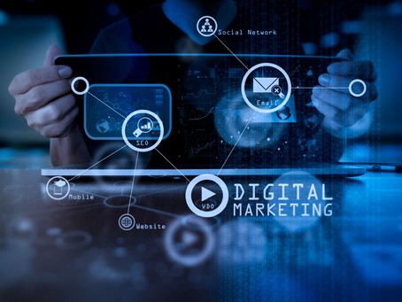 What form of digital marketing works best for my business