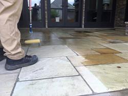 Memphis sealing patio porch stone