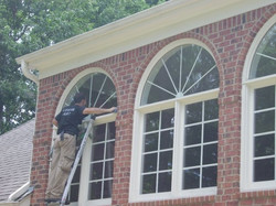 Memphis Residential window cleaning