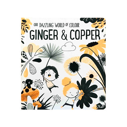 Ginger & Copper: Our Dazzling World of Colour