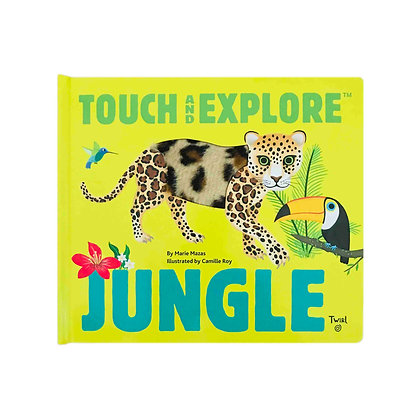 Touch and Explore™: Jungle Animals