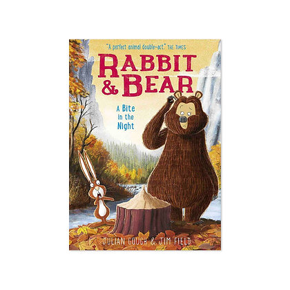 Rabbit and Bear: A Bite in the Night
