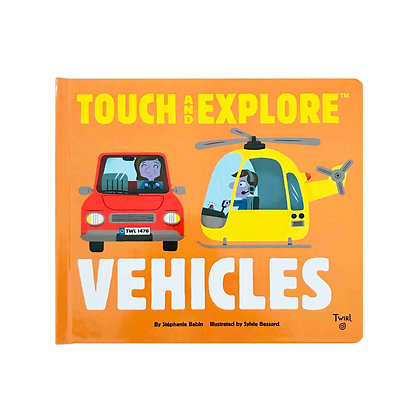 Touch and Explore™: Vehicles