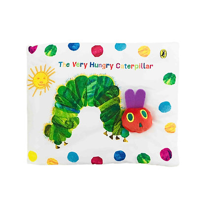 The Very Hungry Caterpillar Snuggle Cloth Book
